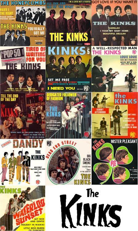 kinks records