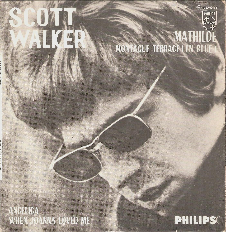 Les EPs français: Scott WALKER - 1967 - FR-PHILIPS 438 ...